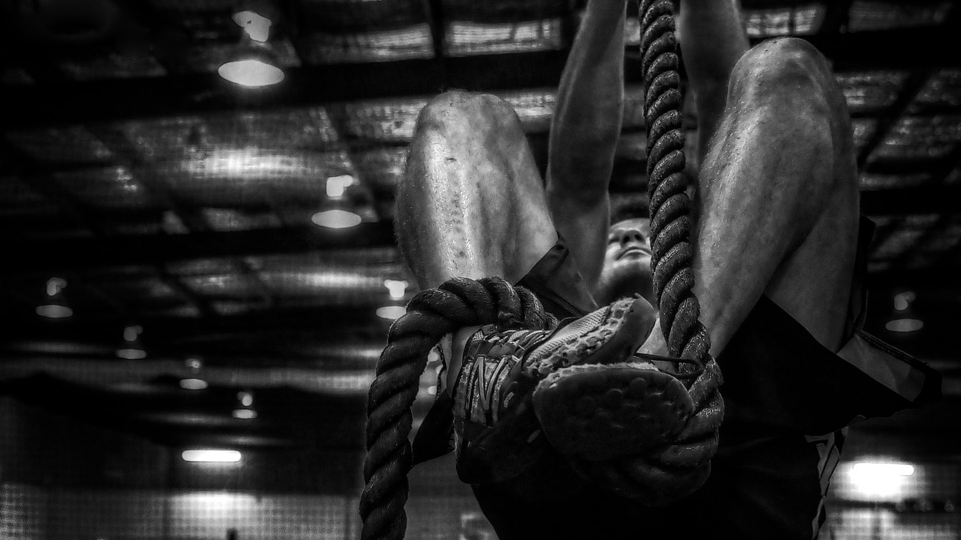 subir a corda